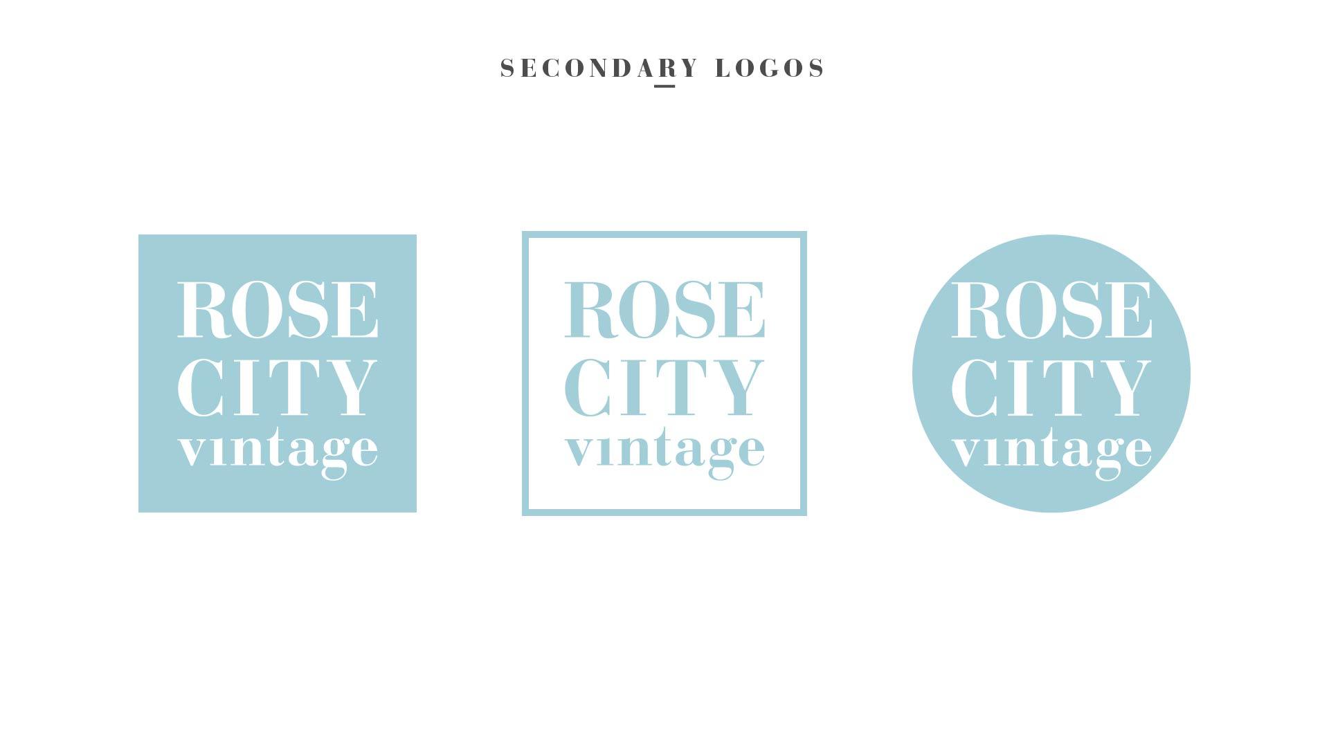 2 brand logo variations