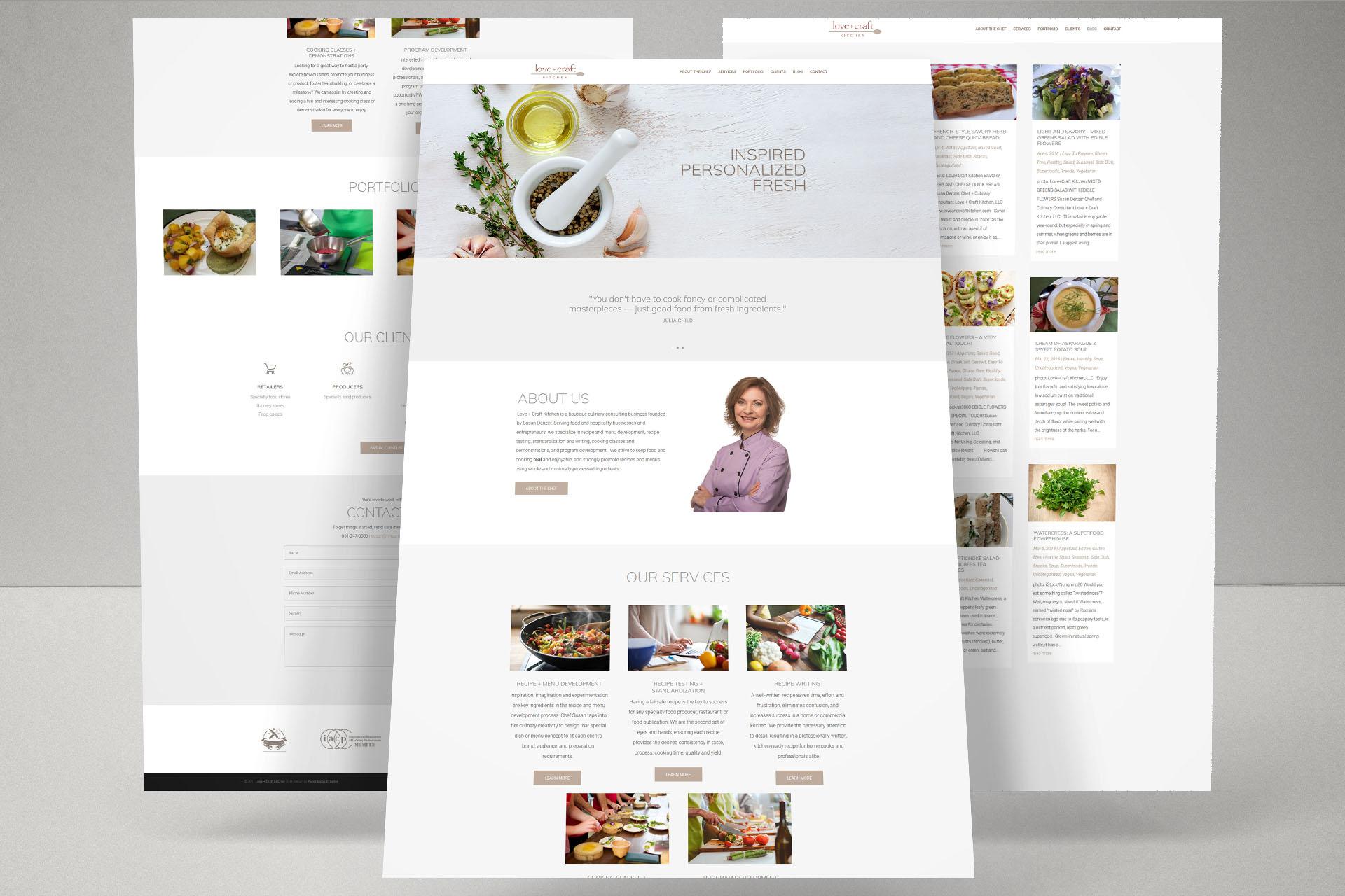 responsive web mockup image