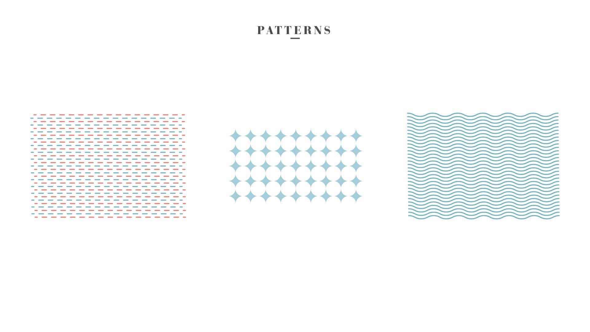 5 brand patterns
