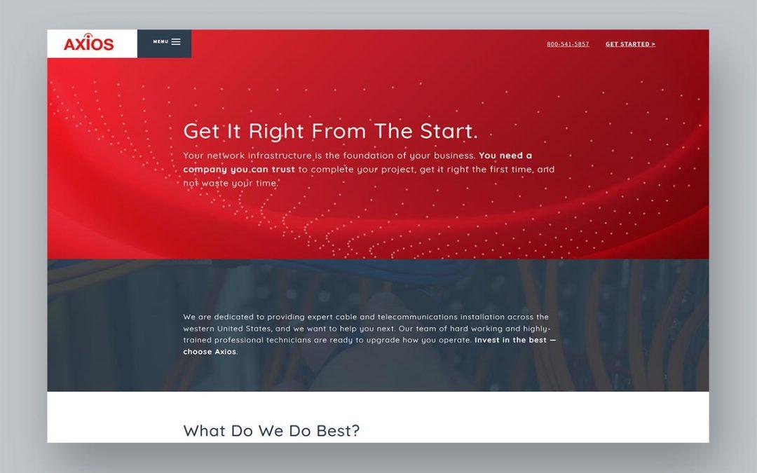 Axios Web Development