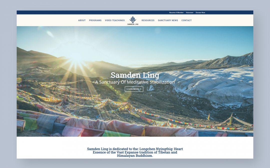 Samden Ling