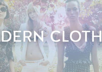 modern clothing