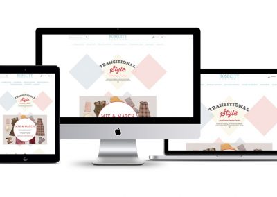 Rose City Vintage Responsive Web